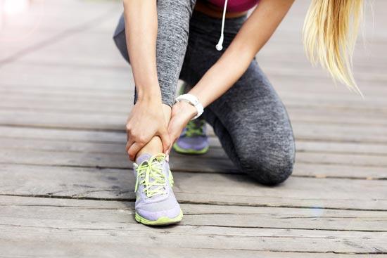 Hoida jalkavaivat kuntoon valmennus