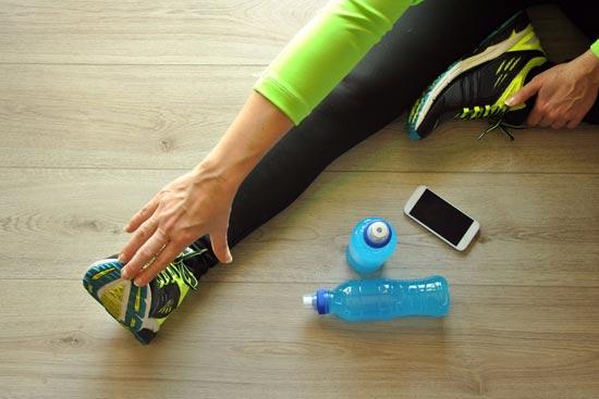 Kehonhuolto, lihashuolto ja venyttely valmennus