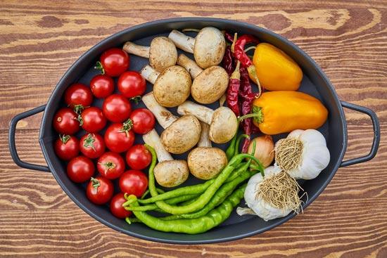 Paranna ruokavaliota valmennus