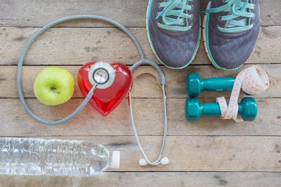 Suuntima terveyscheck valmennus